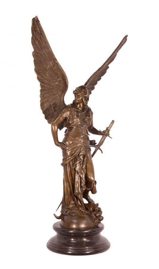 Bronzová Niké