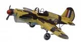 Zobrazit detail - Francouzské válečné letadlo