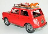 Retro model automobilu