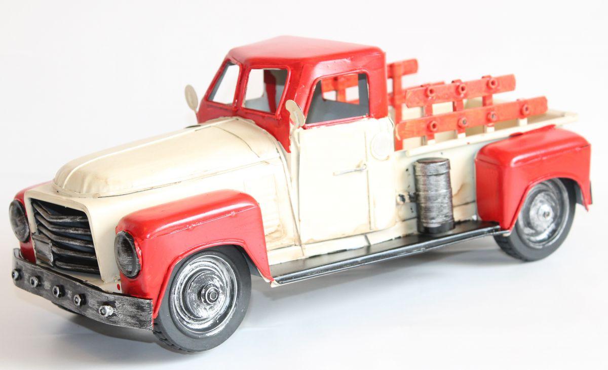 Kovový model retro auto