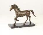 Bronzová socha - Kůň 1