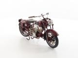Kovová model motocyklu 1