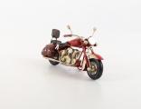 Kovová model motocyklu