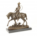 Louis XV na koni