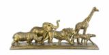 Polyresinová soška - Zvířata socha