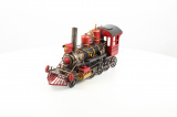 Retro model lokomotivy