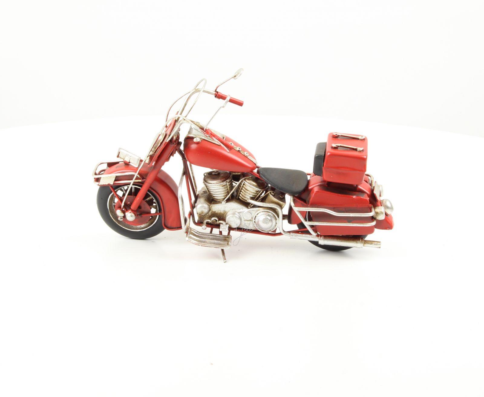 Retro model motorky
