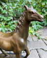 Bronzový kůň BrokInCZ