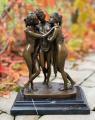 Soška tři Grácie z bronzy
