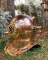 Potápěčská přilba - luxusní dekorativní kus