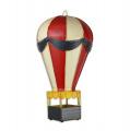 Plechový model - Horkovzdušný balón