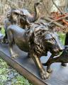 Polyresinová soška Zvířata - Velká pětka