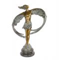 Krasná soška Icarus Austria bronz